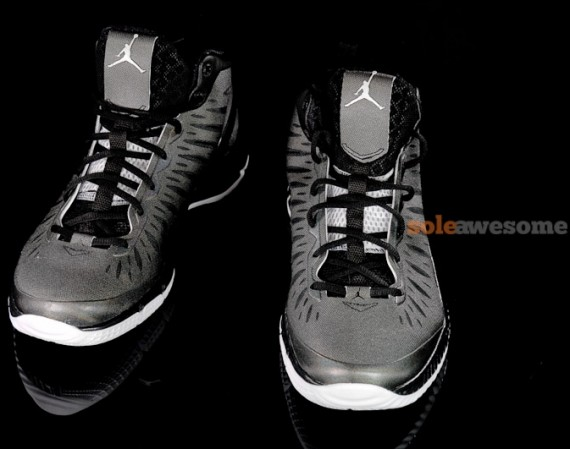 Jordan Super Fly: Black   White   Anthracite