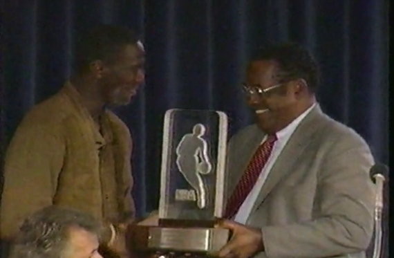 May 16th, 1985: Michael Jordan Wins Rookie of the Year