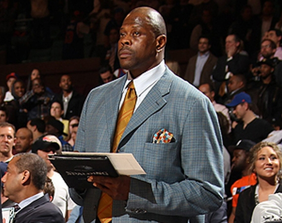Patrick Ewing to Inteview for Charlotte Bobcats Head Coach Position