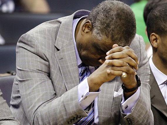 Michael Jordan Fires Coach Paul Silas