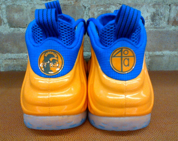 Is It The Shoes? Spike Lee Gets Foamposites