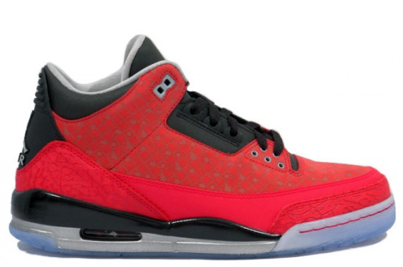 The Daily Jordan: Air Jordan III Doernbecher   2010