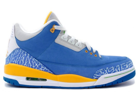 The Daily Jordan: Air Jordan III DTRT   2007