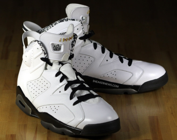 The Daily Jordan: Air Jordan VI Motorsports   2010