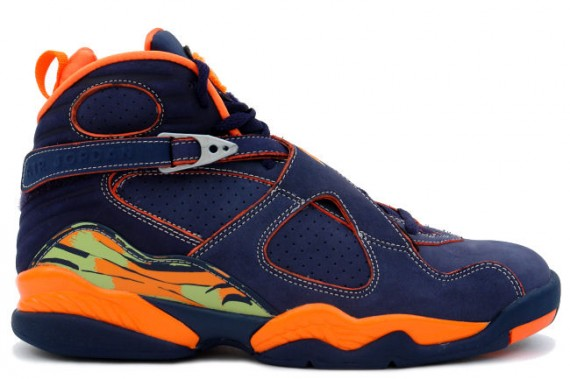 The Daily Jordan: Air Jordan VIII Peapod   2007
