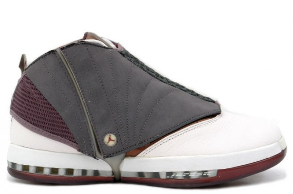 The Daily Jordan: Air Jordan XVI Cherrywood   2001