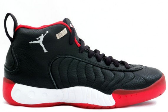 The Daily Jordan: Jordan Jumpman Pro – Black – Varsity Red – 1997