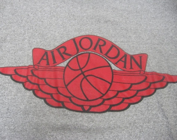 Vintage Gear: 1985 Air Jordan Wings T Shirt