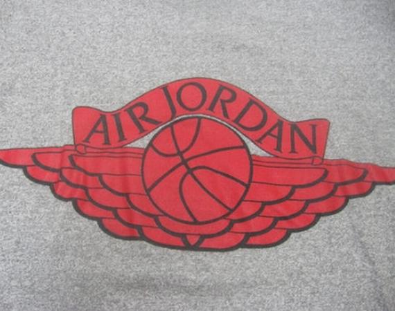 Vintage Gear: 1985 Air Jordan Wings T Shirt