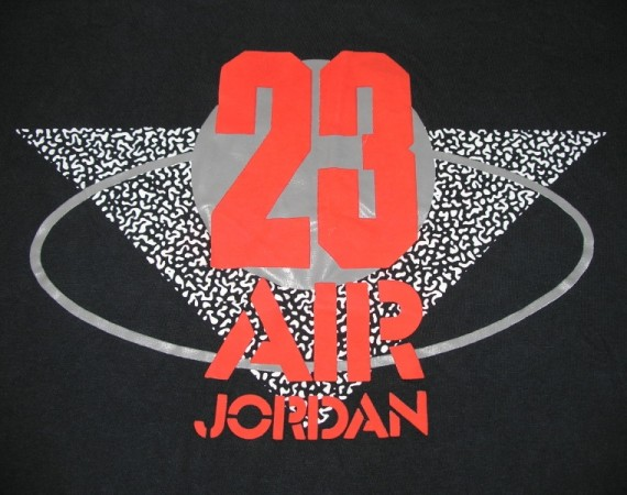 Vintage Gear: 23 Air Jordan T Shirt