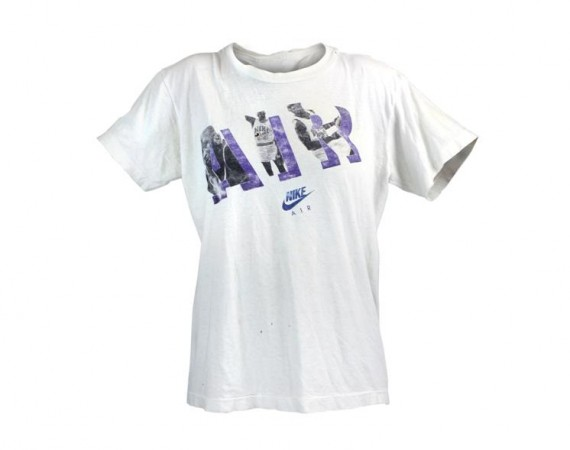 Vintage Gear: Michael Jordan Nike AIR T Shirt