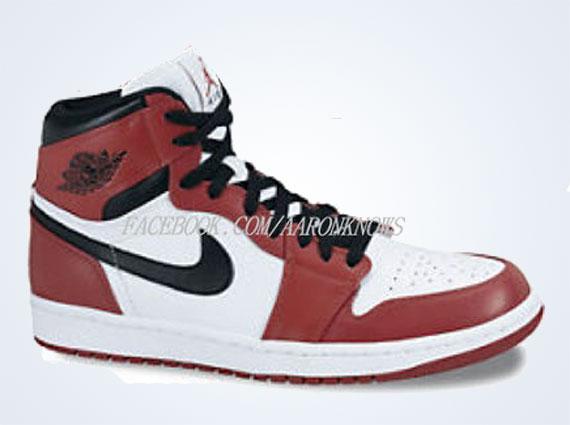Air Jordan 1 High Retro: Spring 2013