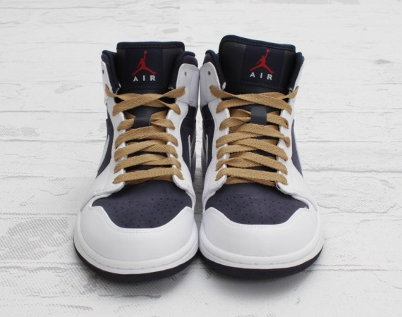 "Air Jordan 1 Phat: ""Olympic""   New Images"
