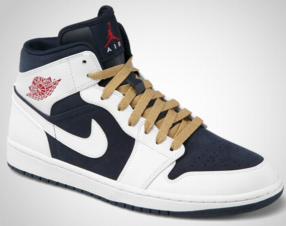 Air Jordan 1 Phat: Olympic