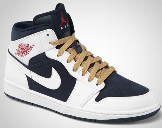 Air Jordan 1 Phat: Olympic