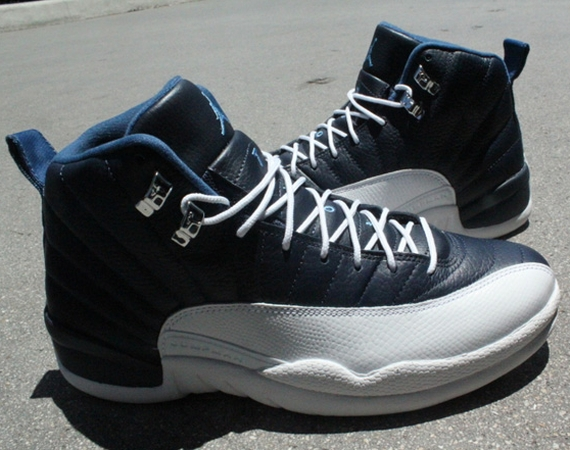 Air Jordan 12: Obsidian   New Images