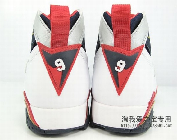 Air Jordan 7: Olympic 2012 Retro