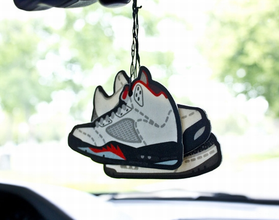 Air Jordan Air Fresheners by Harsky for Shoepreme