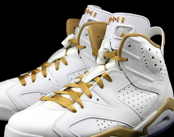 Air Jordan VI: Golden Moments