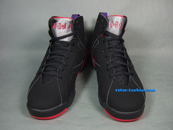 Air Jordan VII: Raptors