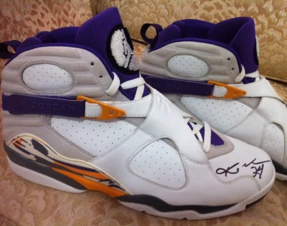 Air Jordan VIII: Kobe Bryant PE