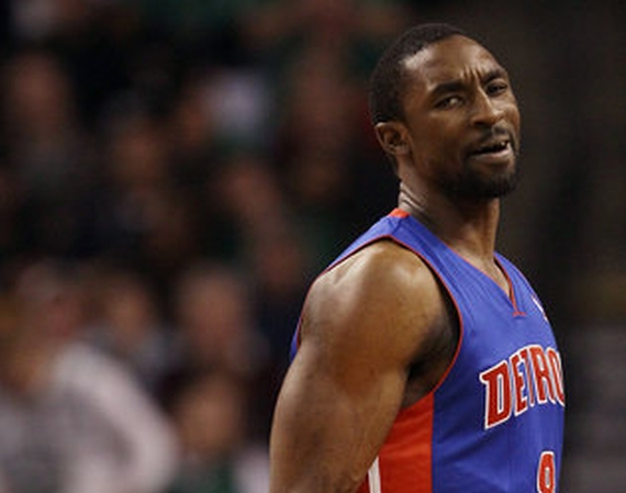 Charlotte Bobcats Acquire Ben Gordon from Detroit Pistons