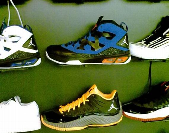 Jordan Brand Spring 2013 Preview