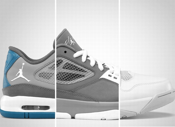 fa41dbeb4e7 The young Jordan Flight 23 RST is already gearing up for a spinoff model: a  simple low cut version of the sneaker that should make its way to retail  shelves ...