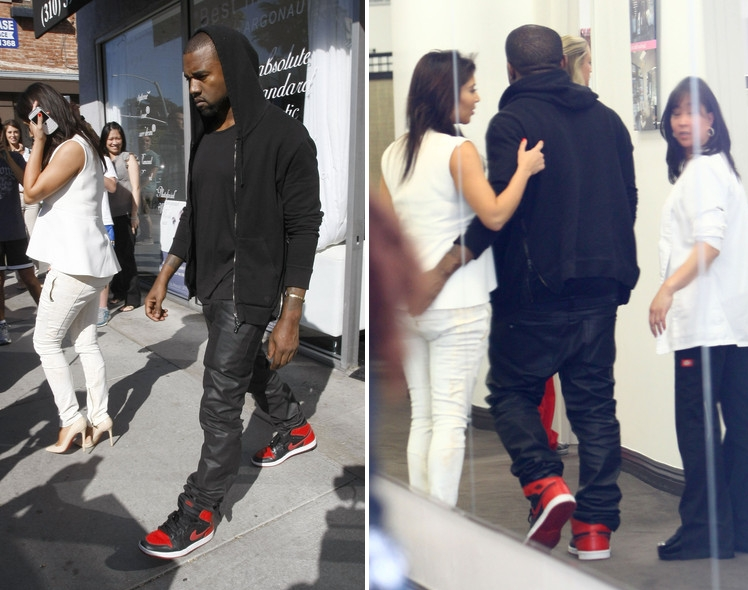 310fdd034606da These days Kanye West seems much more prone to the luxury spectrum of the  footwear world