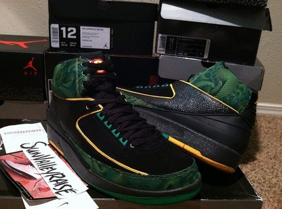 The Daily Jordan: Air Jordan II Doernbecher   2007