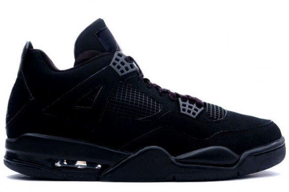 The Daily Jordan: Air Jordan IV Black Cat   2006