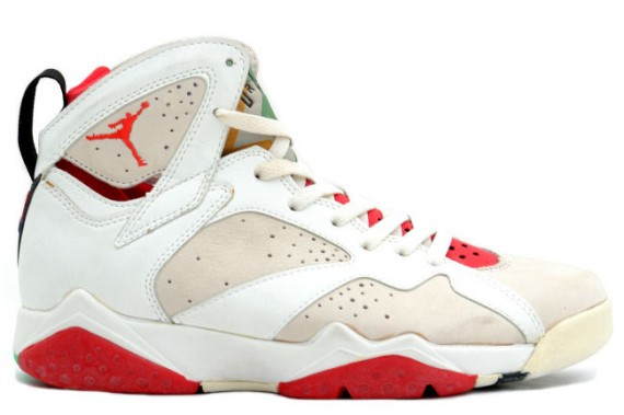 The Daily Jordan: Air Jordan VII Hare OG   1992
