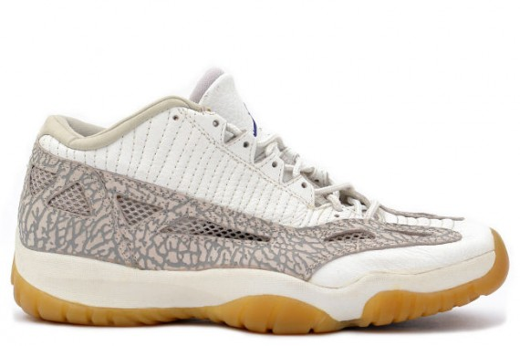 The Daily Jordan: Air Jordan XI IE Low   White   Cobalt   1996