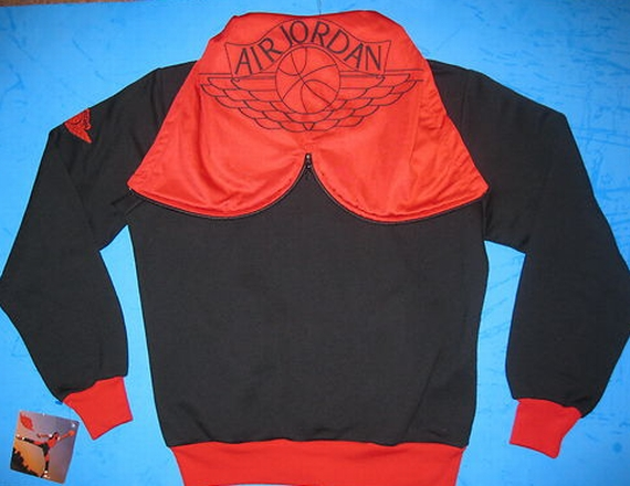 Vintage Gear: 1985 Air Jordan Wings Hoodie