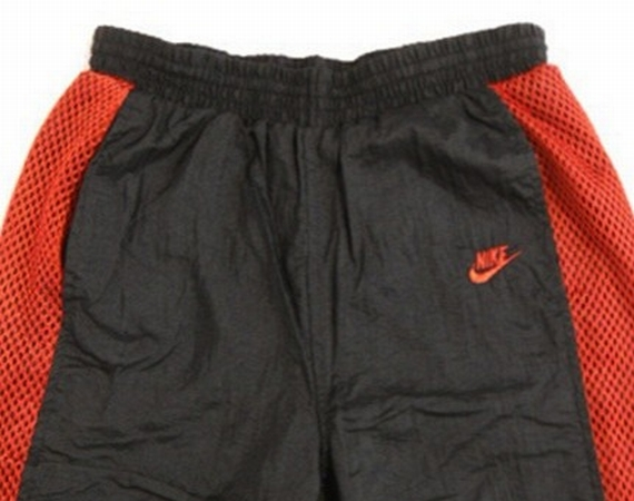 Vintage Gear: Air Jordan Flight Track Pants