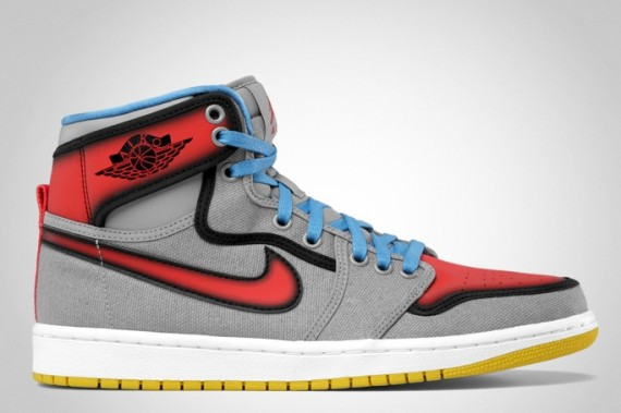 Air Jordan 1 KO + Jordan Super.Fly RTTG Barcelona   Available