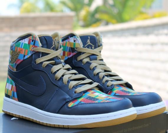 "Release Reminder  Air Jordan 1 + Jordan Super.Fly ""Washington DC ... e4956728eeb0"