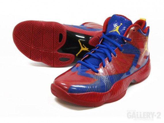 Air Jordan 2012 Lite: Game Royal   Varsity Maize   Gym Red