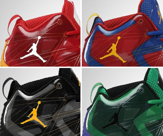 Air Jordan 2012 Lite: July Releases
