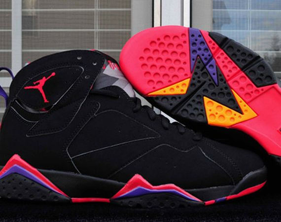 Air Jordan 7: Raptors