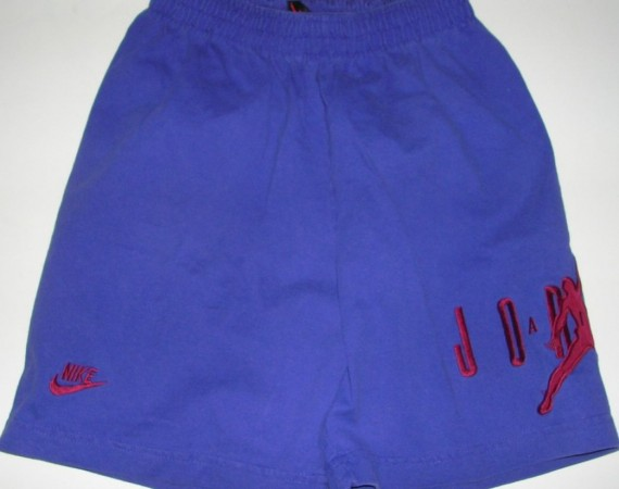 Vintage Gear: Air Jordan Cotton Shorts