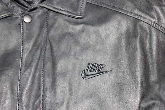 Vintage Gear: Air Jordan Flight Leather Jacket
