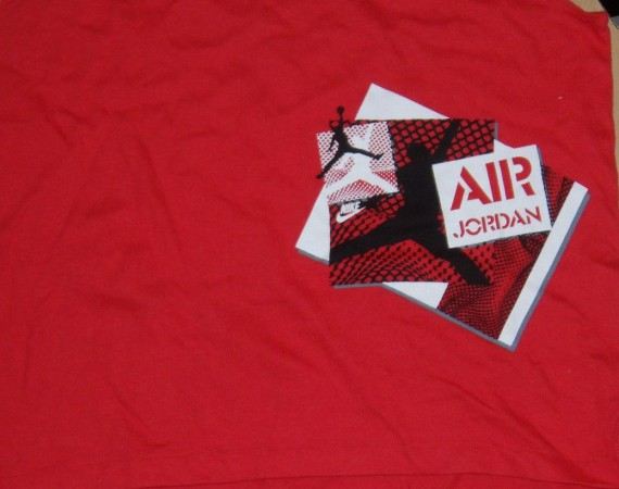 Vintage Gear: Air Jordan Flight Tank Top