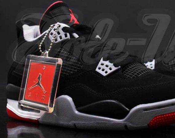 Air Jordan IV: Bred 2012 Retro