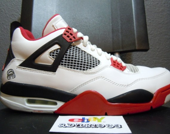 The Daily Jordan: Air Jordan IV Mars   2006