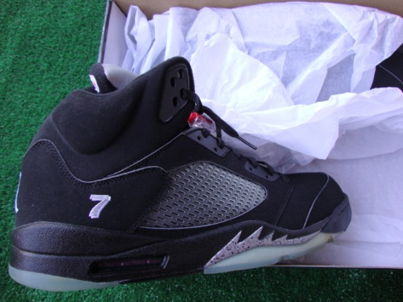 Air Jordan V: Toni Kukoc Home & Away PEs