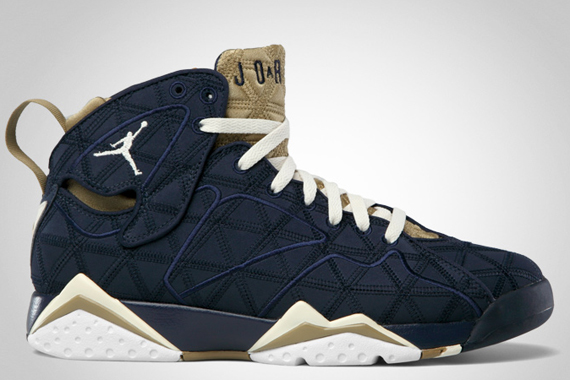 Air Jordan VII: Obsidian