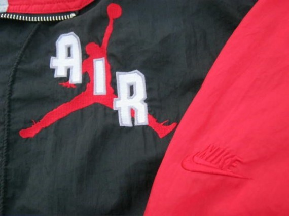 Vintage Gear: Air Jordan Windbreaker Jacket