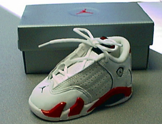 March 5, 1999: Nike Recalls Air Jordan XIV Childrens Sizes