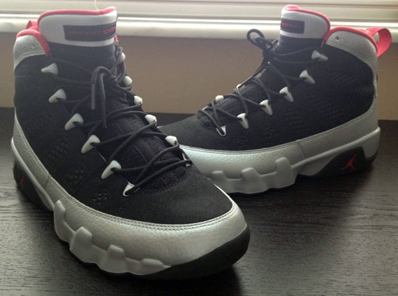 "Air Jordan 9: ""Johnny Kilroy"" – Available Early on eBay"